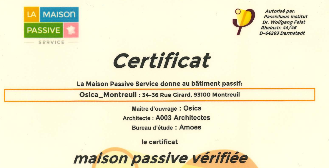 12MO11 Certif Montreuil